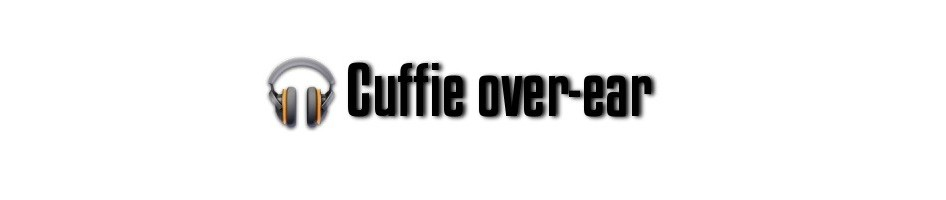 Cuffie over-ear